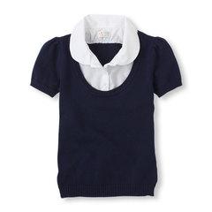 THE CHILDREN`S PLACE Блуза и свитер 2 в 1 ДВ110
