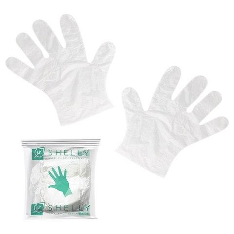 Набір рукавичок для манікюру Shelly 10 шт. (4)