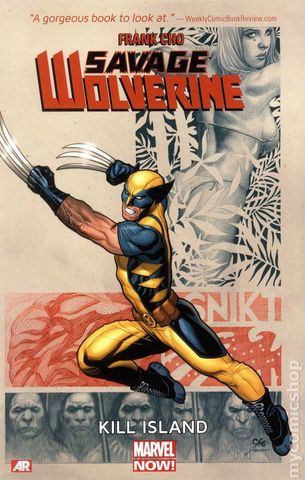 Savage Wolverine TPB #1 Kill Island (Marvel Now)