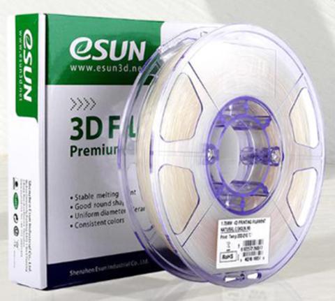 ESUN e4D1, 1.75 мм, 1 кг, натуральный