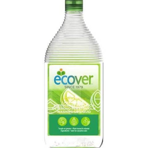 Ecover Жидкость для мытья посуды с лимоном и алоэ-вера.  450 мл