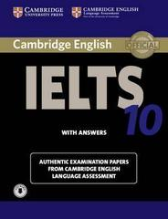 Cambridge IELTS 10 Students Book with Answers