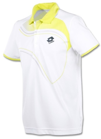 Поло теннисное LOTTO GRAPHIC-LED Q2352