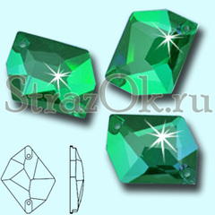 Купите набор страз Cosmic Emerald Эмеральд зеленые