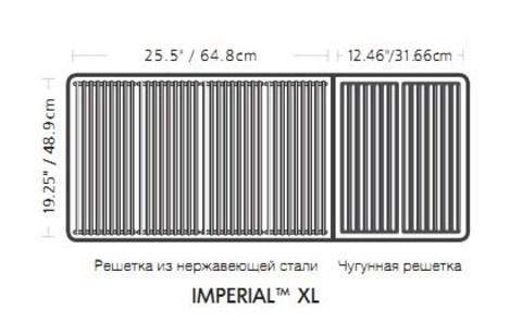 IMPEREAL XL Газовый гриль