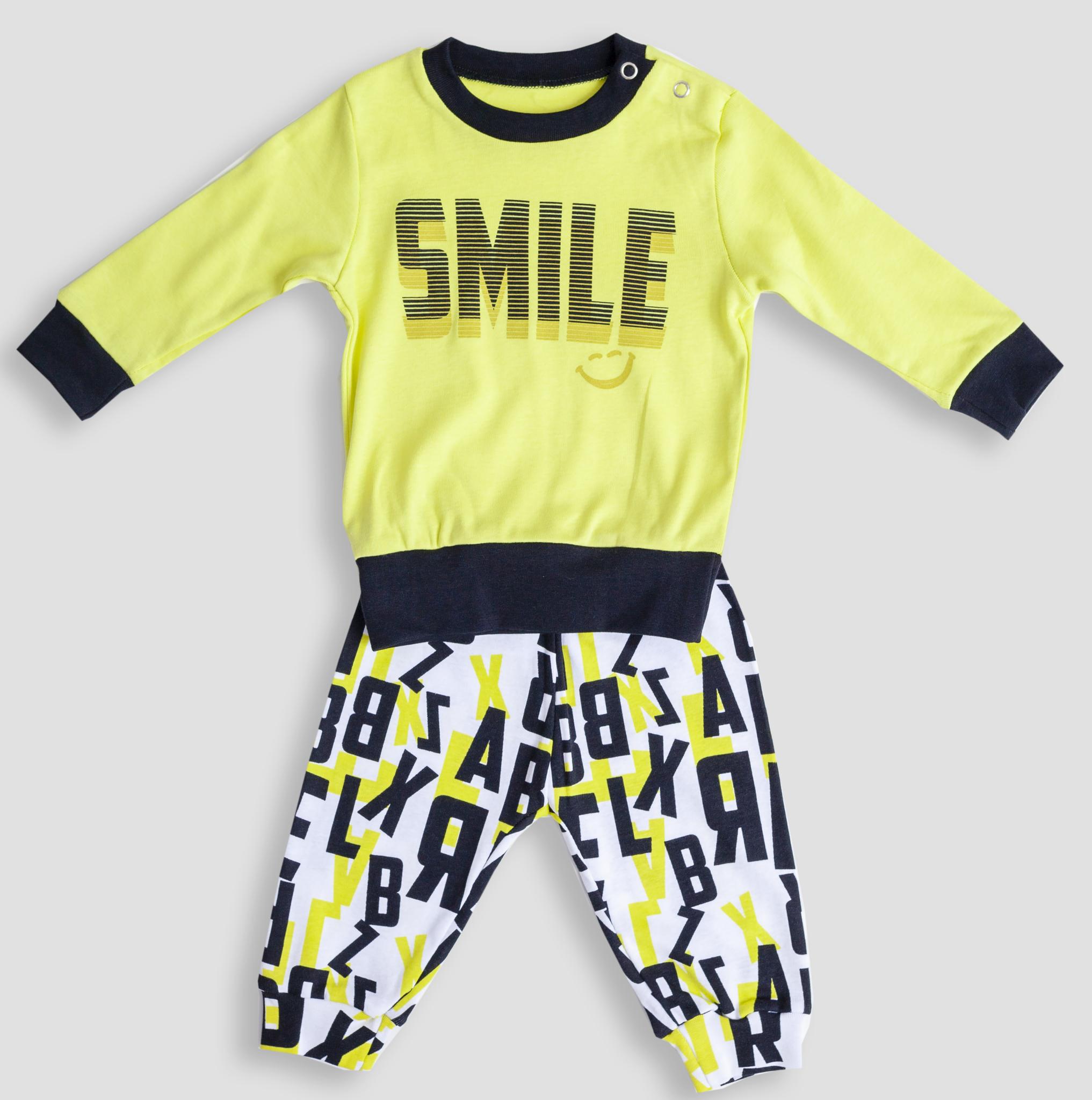 Пижама детская E18K-65P101