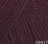 Пряжа Himalaya DOLCE MERINO 59417 (махагон)