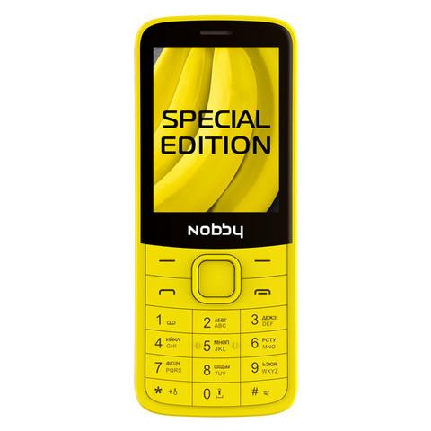 Сотовый телефон Nobby 220 Yellow