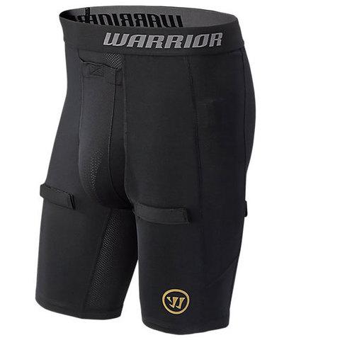 Компресс. шорты с раковиной и липучками WARRIOR DYNASTY SR XL