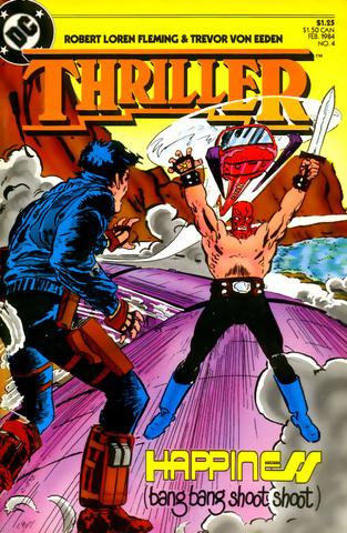 Thriller #4