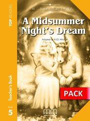 A Midsummer Night'S Dream Teacher's Book Pack