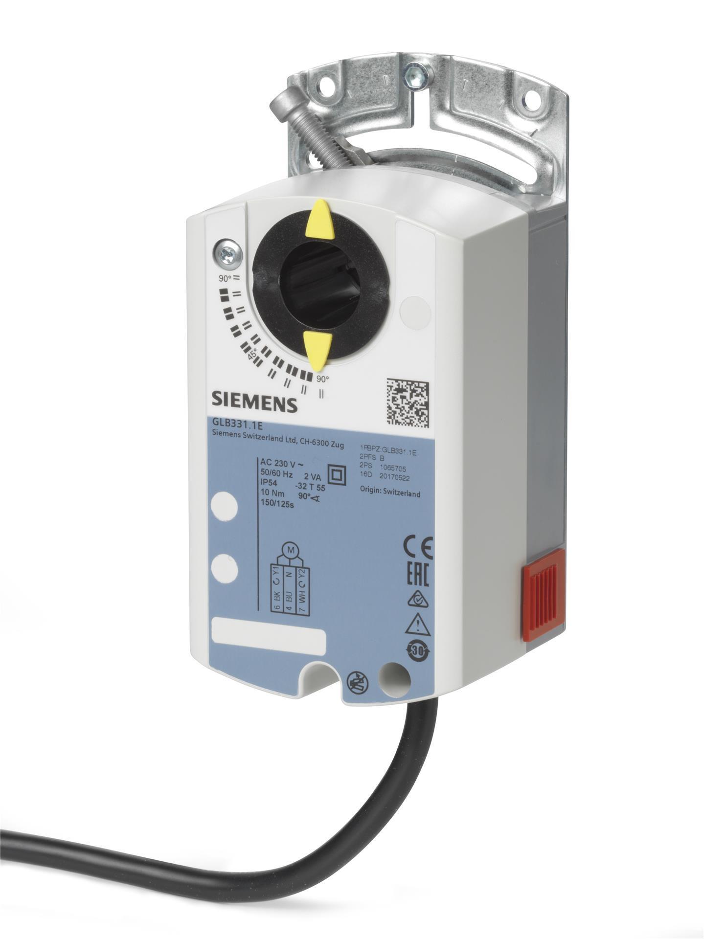 Электропривод Siemens GDB331.1E/KF