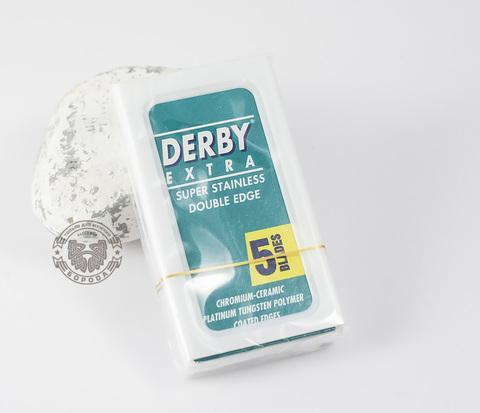 Сменные лезвия Derby Double Edge (5 шт)