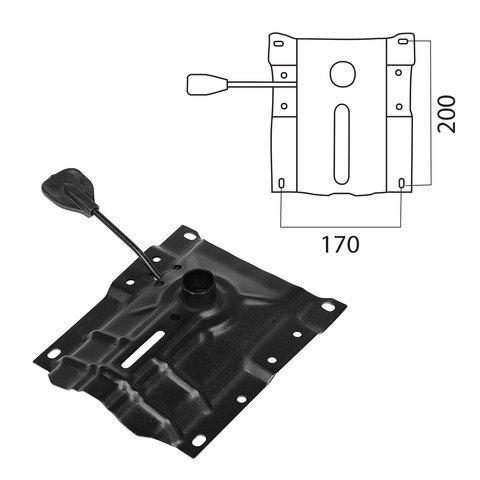 Механизм для кресла Up&Down,расстояние крепежа 170х200 мм