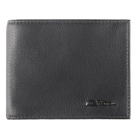 Кожаный зажим для денег Giorgio Ferretti 0111-C1 black GF
