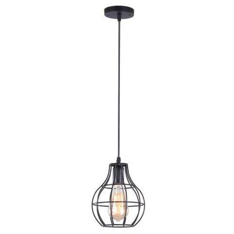 Подвесной светильник IMEX MD.1705-1-P BK