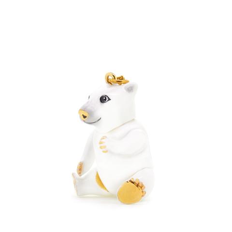 Колье Белый Медведь