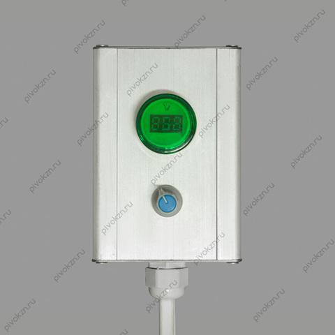 Регулятор мощности аналоговый с цифровым индикатором 3 кВт