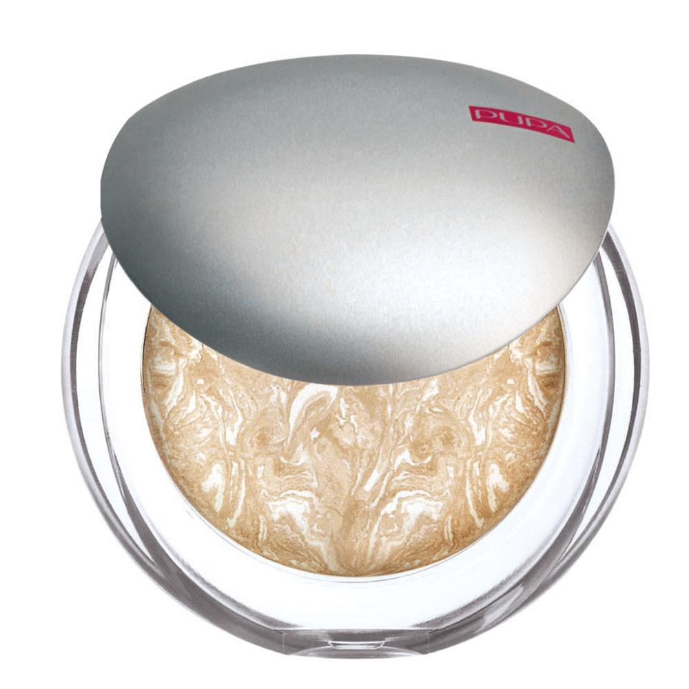 Пудра компактная запеченная Luminys Baked Face Powder
