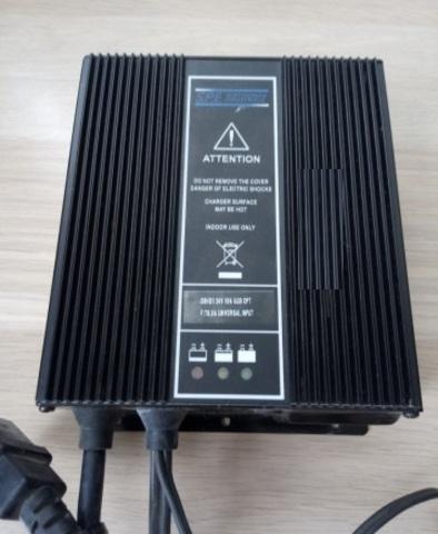 Зарядное устройство Karcher CBHD1-XR 24V 13A + разъём SB120