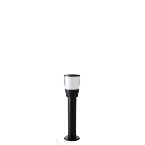 Садово-парковый светильник Kanlux SORTA 50 E27 20W черный