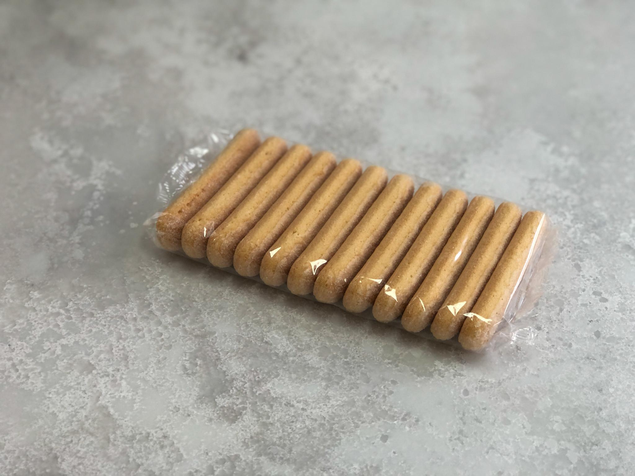 Печенье савоярди, 12 шт