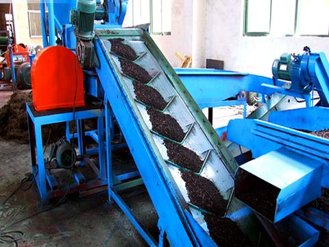 Оборудование для переработки