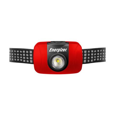 Фонарь светодиодный налобный Energizer LED Headlight, 55 лм, 2-AAA