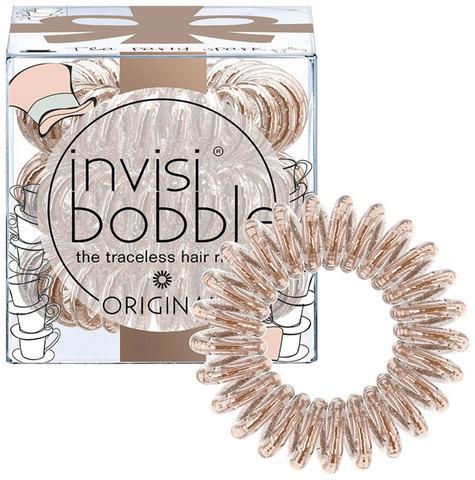 Резинка-браслет для волос invisibobble ORIGINAL Tea Party Spark
