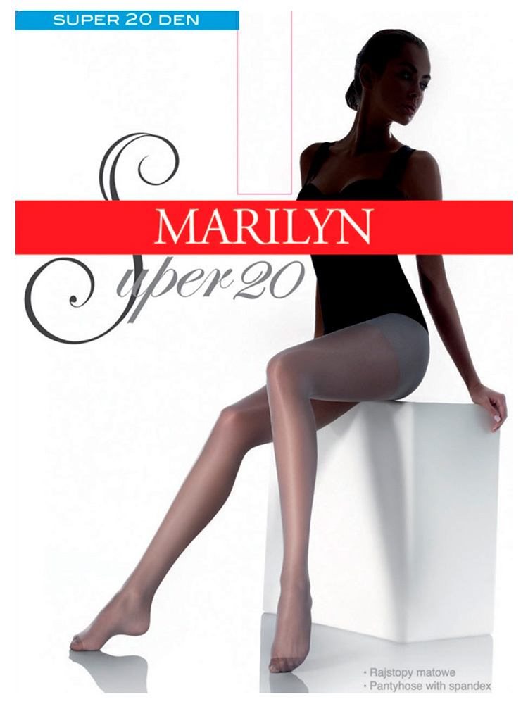 Колготки Marilyn Super 20
