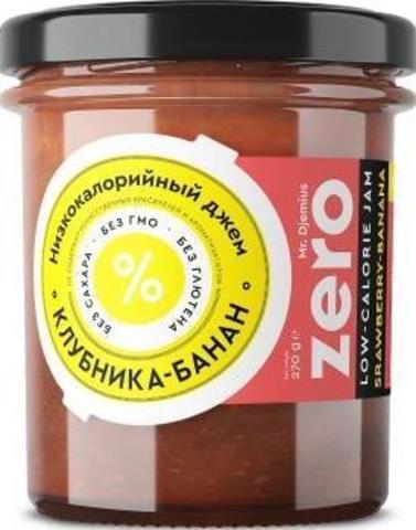 Mr.Djemius Низкокалорийный джем Экзотик