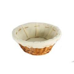 Корзинка для расстойки теста из ивы, 26 см