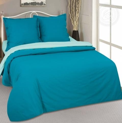 Комплект постельного белья Изумруд 220 СМ.