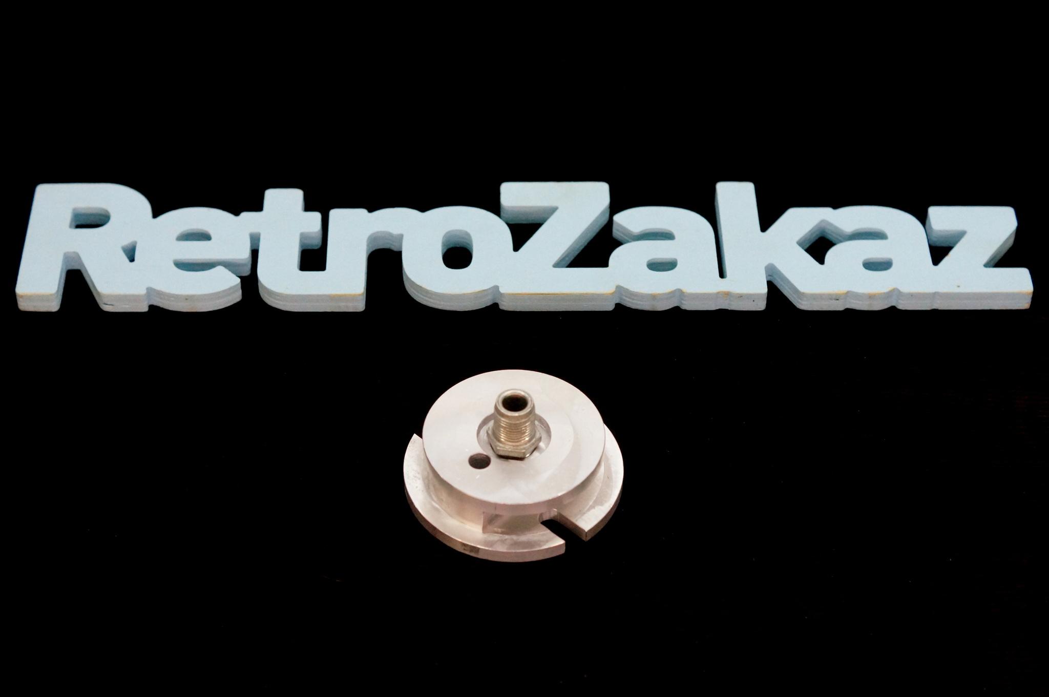 Переходник масляного фильтра ГАЗ 21, 22 без отверстия