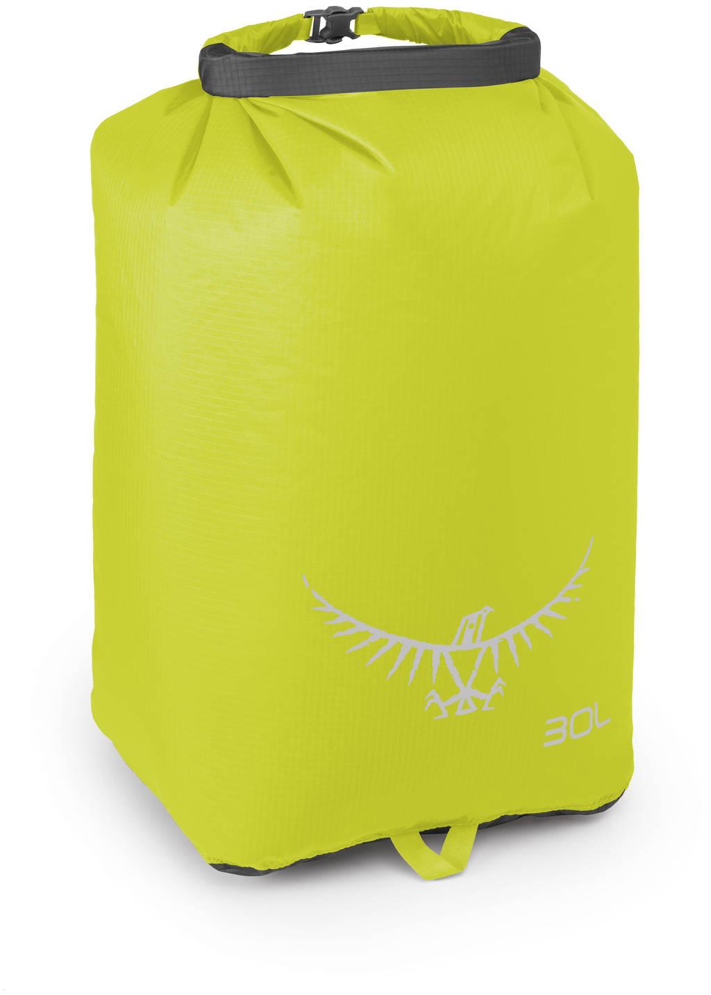 Аксессуары Гермомешок Osprey Ultralight DrySack 30 UL_Drysack_30_Side_Electric_Lime_web.jpg