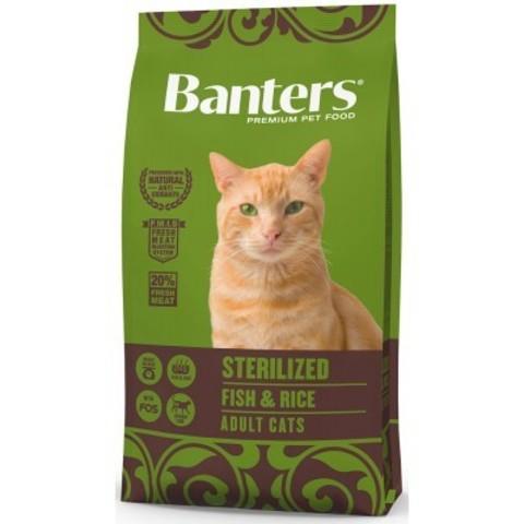 Banters Sterilized - 8 кг