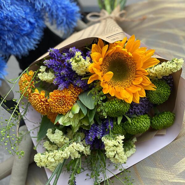 Букет цветов 434