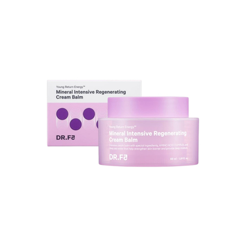 DR.F5 Крем питательный с морскими минералами - Mineral intensive regenerating cream balm, 50мл