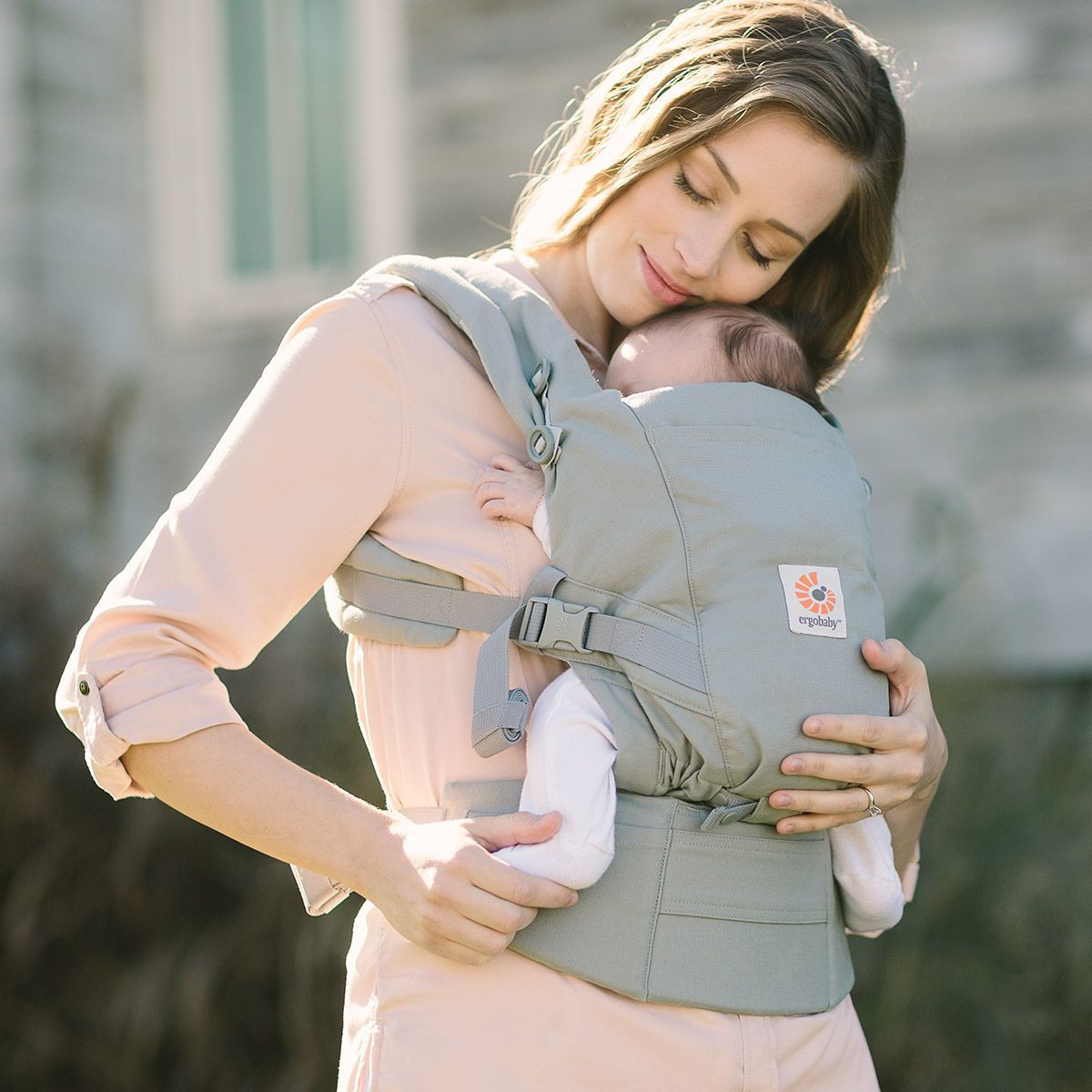 Рюкзак-слинг Ergo Baby 4 положения 360