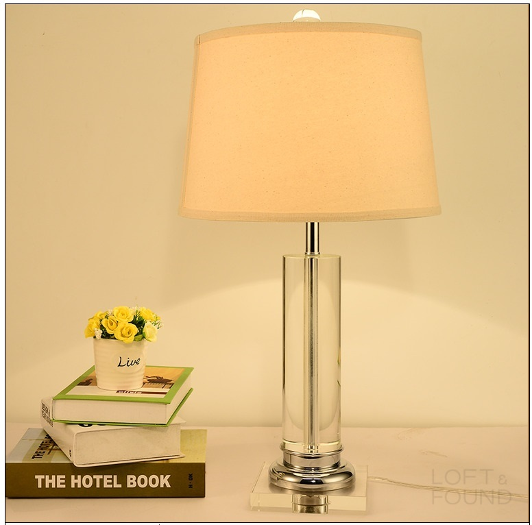 Настольная лампа French Column Table Lamp