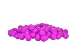 Бойлы насад. плав. Sonik Baits PLUM MICRON Fluo Pop-ups 8мм 50мл