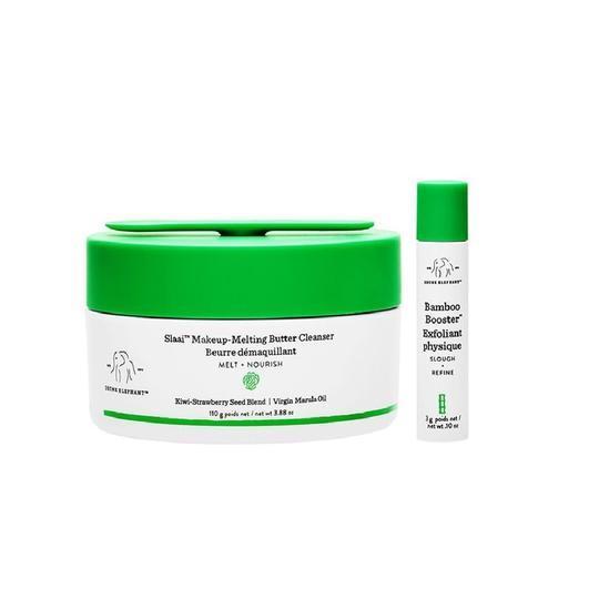 Бальзам для снятия макияжа Drunk Elephant Slaai Makeup-Melting Butter Cleanser 110гр