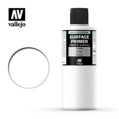 Surface primer 600-200ml. White