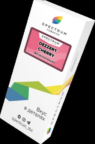 Табак Spectrum Classic Line Dezzert Cherry (Десертная Вишня) 100г