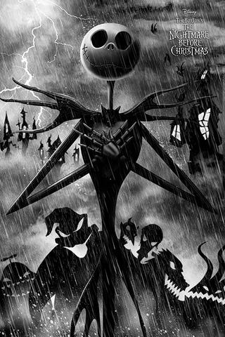 Постер Nightmare Before Christmas (Storm) 219-PP34433