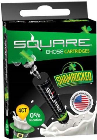 Картриджи Square - Ирландский крем