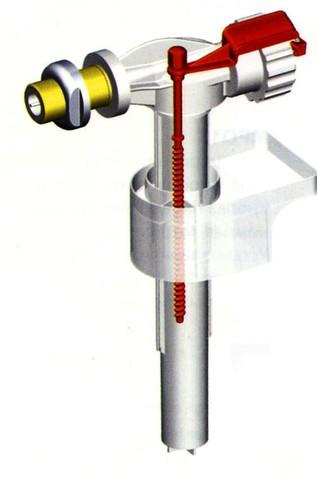 Заливной Клапан Alcaplast 1/2 бок/подв А15