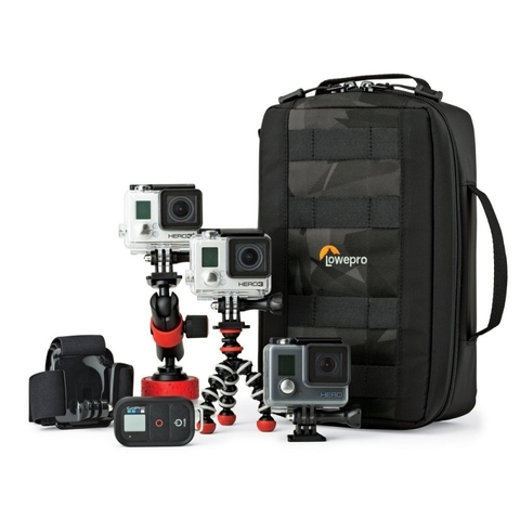 Lowepro ViewPoint CS 80 - Кейс черный для экшн камер  CS 80 