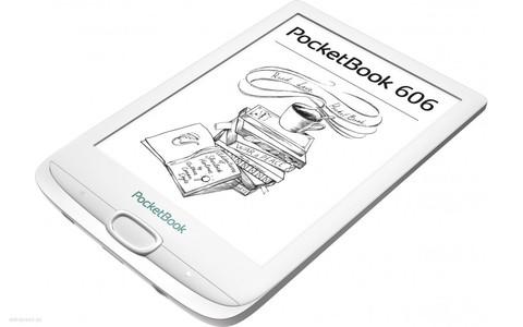 e-reader PocketBook 606 white
