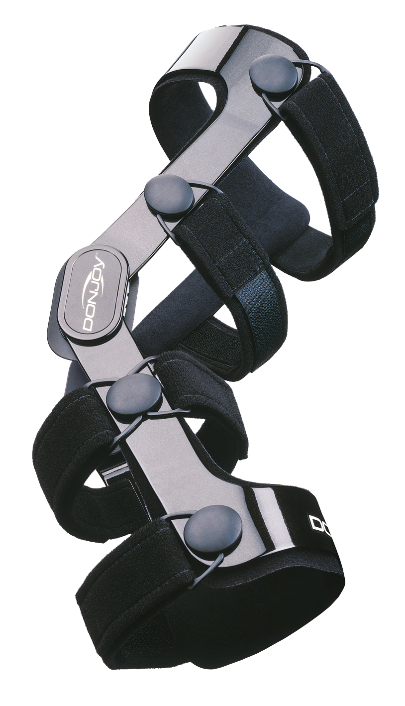 С регулируемыми шарнирами Жесткий 4-точечный спортивно-функциональный низкопрофильный ортез DonJoy 4-Titude aedafe03e9ad1ffddf55c04e87b95d29.png